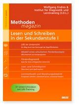 Methodenmagazin Lesen und Schreiben in der Sekundarstufe 1